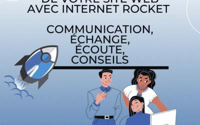 Le service client chez Internet rocket !