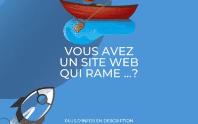 Vous avez un site web qui rame…?
